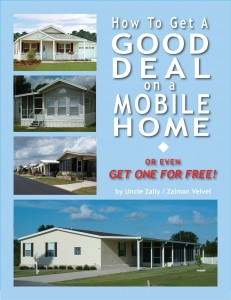 How to Buy a Mobile home, free mobile home, good deal on mobile home