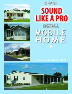 How to Sound like a Pro when you Buy a Mobile home